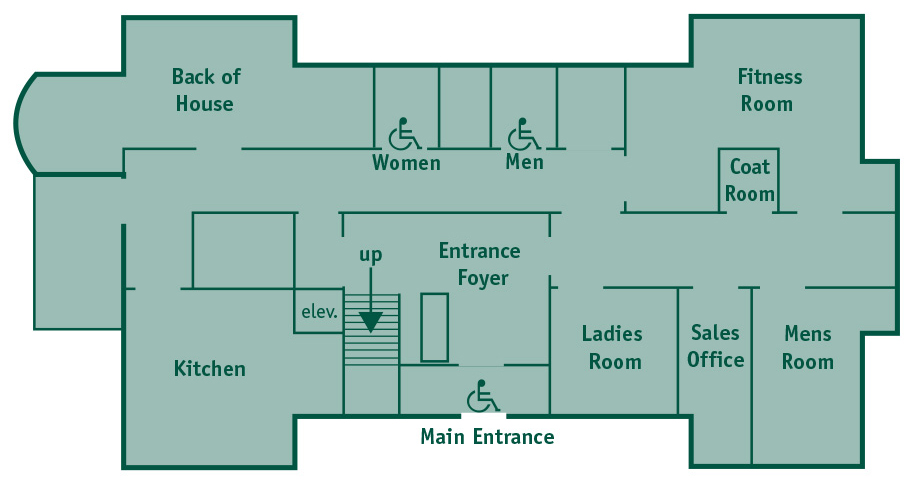 Floor Plans Mit Endicott House