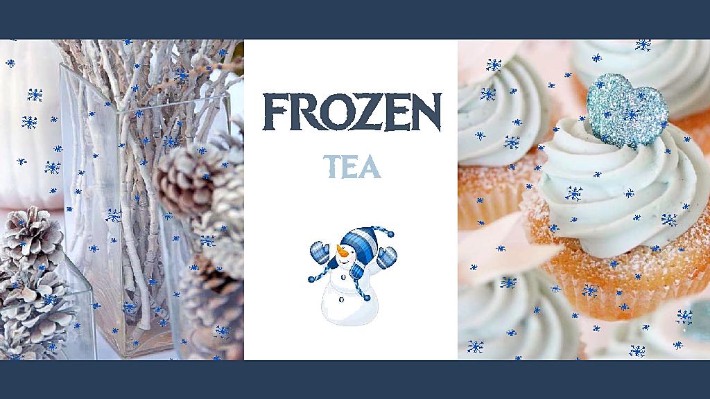 Frozen Tea