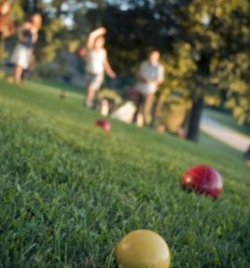 recreation Bocce Ball