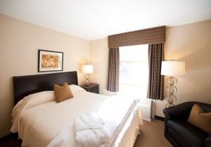 brooks center guest suite