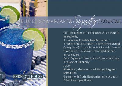 Blueberry Marg